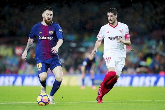 Barcelona - Sevilla 2-1: Thắng nhờ kép phụ ảnh 1
