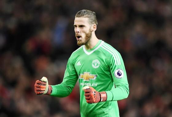 David de Gea là chỗ dựa vựng chắc của Man.United. Ảnh: Getty Images