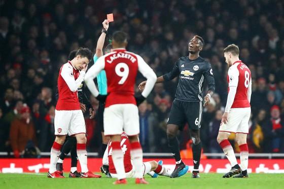 Pogba ở Man.United: Tình yêu thôi chưa đủ  ảnh 1