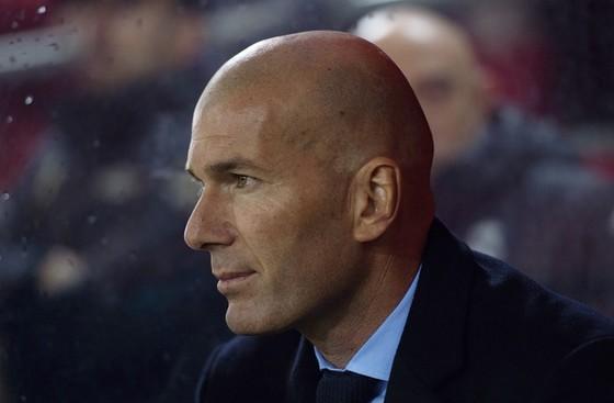 Zidane có thể ra đi vào cuối mùa. Ảnh: Getty Images