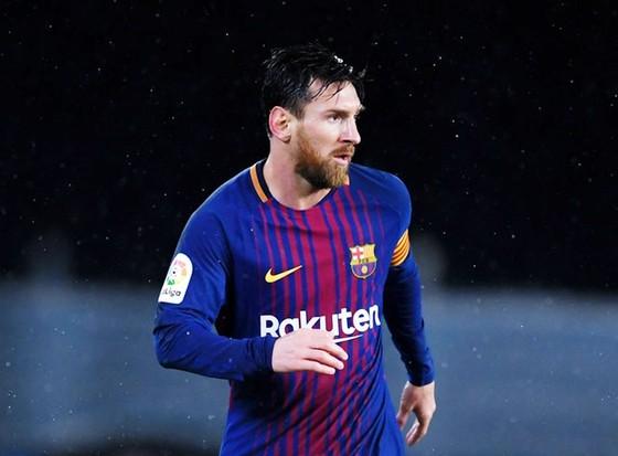 Messi phá kỷ lục của huyền thoại Muller. Ảnh: Getty Images