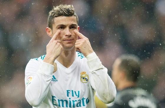 Ronaldo khẳng định muốn ở lại Real.Ảnh: Getty Images.