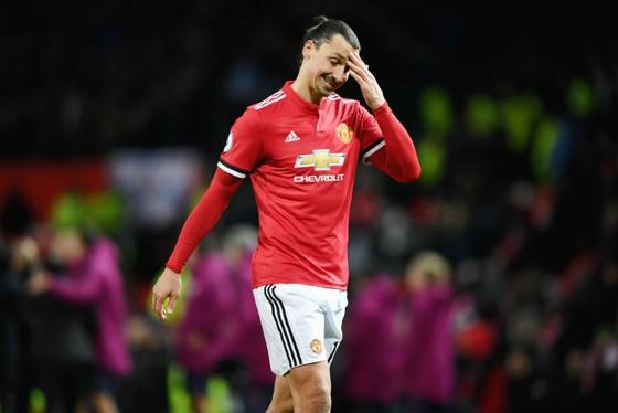 """Zlatan Ibrahimovic đã thất bại trong """"cuộc chiến"""" với tuổi tác. Ảnh: Getty Images"""