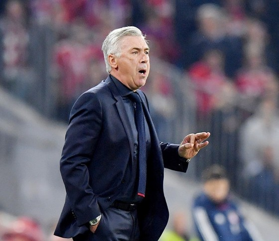 Ancelotti đề cao Real tại Champions League. Ảnh: Getty Images