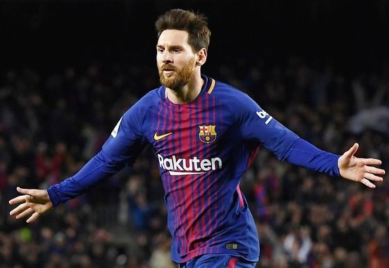 Trong mắt Coutinho, Messi đạt phong độ cao từng ngày.Ảnh: Getty Images