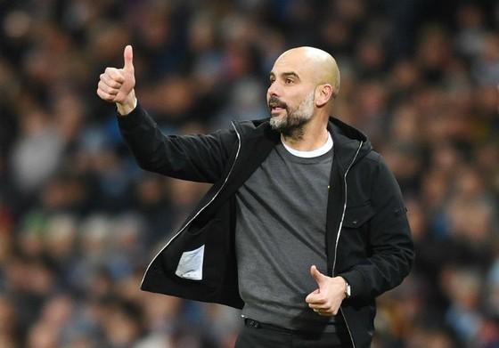 Dù thận trọng, nhưng HLV Guardiola chắc chắn cũng đang kỳ vọng vào những điều lớn lao. Ảnh: Getty Images