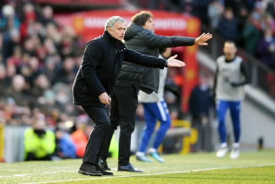 HLV Jose Mourinho và Man.United đã có chiến thắng rất quan trọng. Ảnh: Getty Images