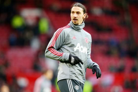 Zlatan Ibrahimovic chưa sẵn sàng trở lại. Ảnh: Getty Images