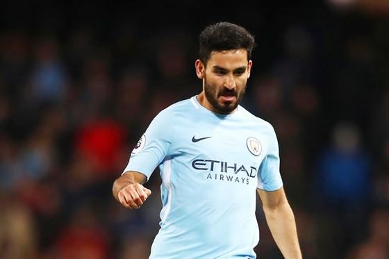 Gundogan từng suýt là người của Barca. Ảnh: Getty Images