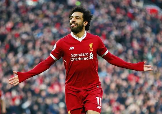 Mohamed Salah đang tỏa sáng rực rỡ. Ảnh: Getty Images