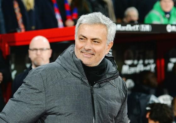 HLV Jose Mourinho khẳng định Man.United tập trung quyết thắng 2 trận đấu tới. Ảnh: Getty Images