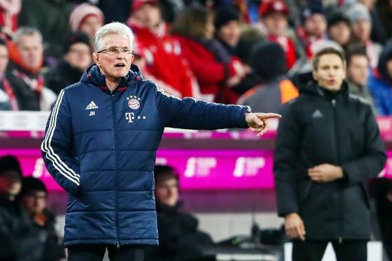 HLV Jupp Heynckes vẫn đang tỏ rỏ sự tài ba của mình ở tuổi 72. Ảnh: Getty Images