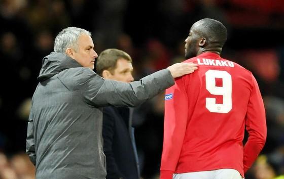 Romelu Lukaku tăng giá trị kể từ khi theo HLV Jose Mourinho về Man.United. Ảnh: Getty Images