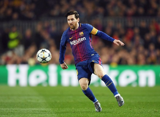 Liệu Messi có thể ra sân trong trận đấu với Sevilla? Ảnh: Getty Images