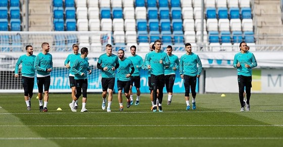 Kế hoạch chống Juventus của Real có gì đặc biệt? ảnh 1