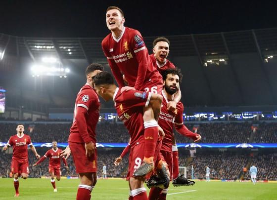 Liverpool đang trình diễn thứ năng lực có thể gây sốc mùa này. Ảnh: Getty Images