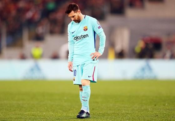 Messi không thể gồng gánh cả tuyển Argentina. Ảnh: Getty Images