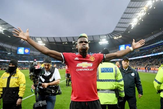 Paul Pogba thật sự có quá ít trận cầu hay mùa này. Ảnh: Getty Images