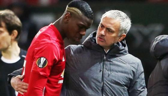 Paul Pogba khẳng định không rời Man.United, không bất đồng với HLV Mourinho. Ảnh: Getty Images