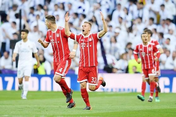 Bayern mở tỉ số trước. Ảnh: Getty Images