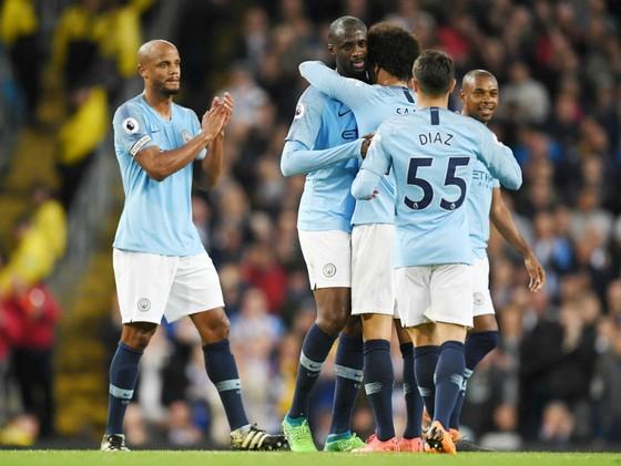 Tottenham chắc tốp 4, Man.City xô đổ hàng loạt kỷ lục ảnh 1