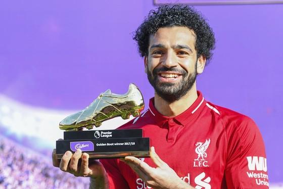Điều mà Salah không có được như Ronaldo ảnh 1