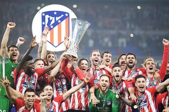 Giúp Atletico vô địch Europa League, Griezmann úp mở tương lai ảnh 1