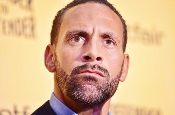 Ferdinand cảnh báo đàn em. Ảnh Getty Images
