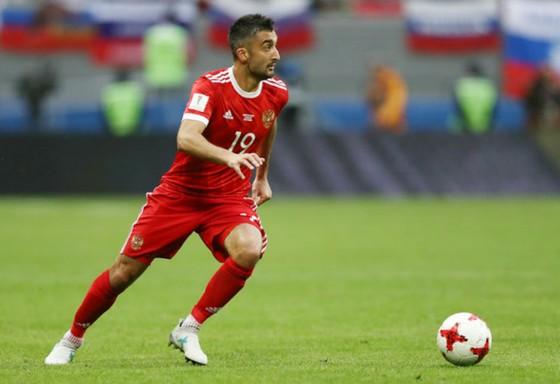 Aleksandr Samedov có nhiều trải nghiệm buồn ở lượt đấu cuối. Ảnh: Getty Images
