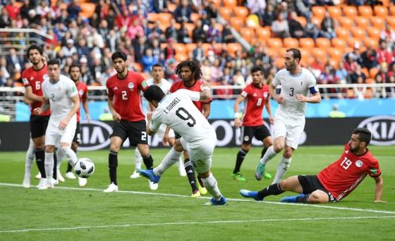 Ai Cập - Uruguay 0-1: Không Salah, Ai Cập thua trận mở màn ảnh 1
