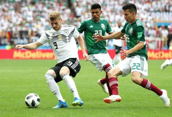 Đức - Mexico 0-1: Hạ gục nhà vô địch ảnh 1