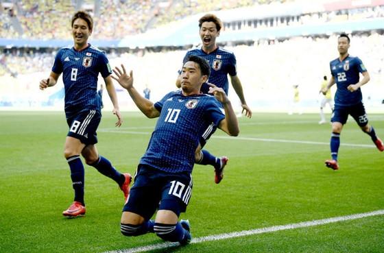 Nhật Bản đã có một chiến thắng quý giá và rất quan trọng đến cơ hội đi tiếp. Ảnh: Getty Images