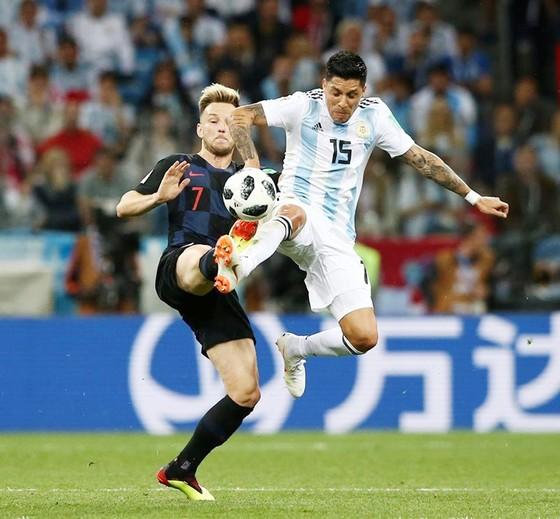 """Argentina - Croatia 0-3: Albicelestes thua tâm phục trong ngày Messi """"mất điện"""" ảnh 1"""