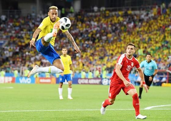 Serbia - Brazil 0-2: Neymar không ghi bàn, Brazil vẫn dễ dàng hạ Serbia ảnh 1