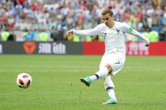 Uruguay - Pháp 0-2: Thắng dễ, Pháp hùng dũng vào bán kết ảnh 1