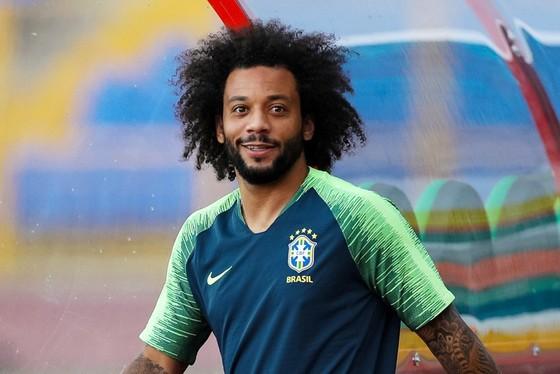 Marcelo liệu có theo chân Ronaldo đến Juve? Ảnh: Getty Images