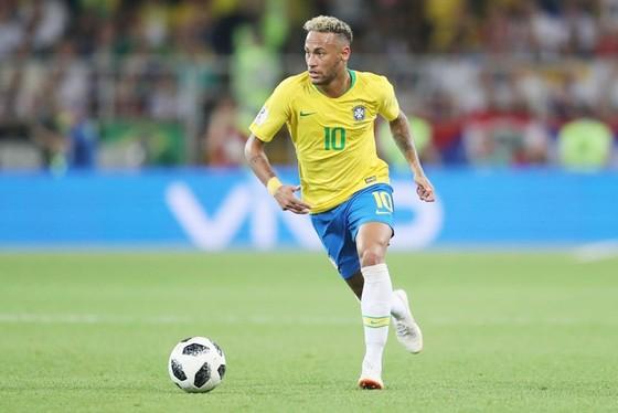 Neymar được cho không phù hợp với lối chơi của Real dưới thời Zidane. Ảnh: Getty Images