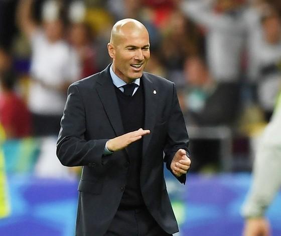 Neymar từ chối Real vì Zidane ảnh 1