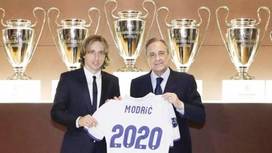 Sau Ronaldo, tại sao Modric lại muốn rời Real? ảnh 1