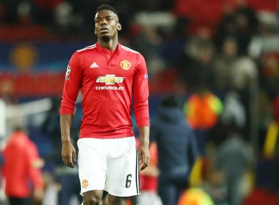 Paul Pogba quyết tâm rời Man.United, nhưng không thể. Ảnh: Getty Images