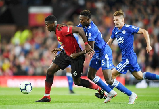 Trong mắt Pogba, Man.United khác với tuyển Pháp ảnh 1