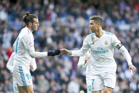 Liệu Bale có ghi được nhiều bàn hơn Ronaldo trong một mùa? ảnh 1