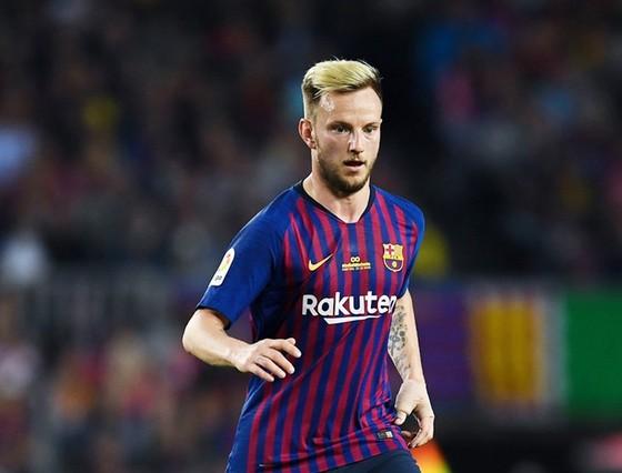 Rakitic chuẩn bị gia hạn với Barca. Ảnh: Getty Images