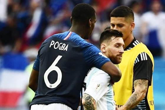 Barca vẫn chờ Pogba ảnh 1