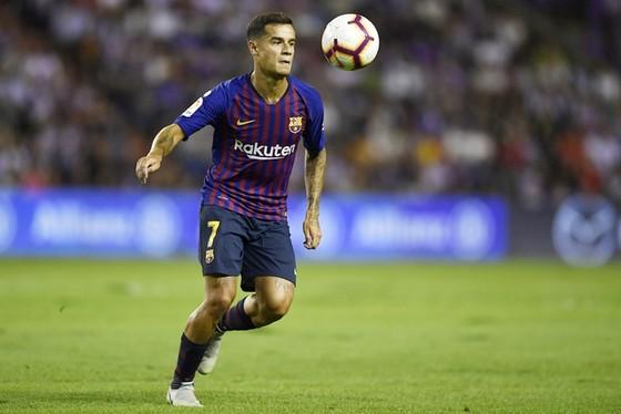 Coutinho đang khiến Barca phải trả thêm tiền cho Liverpool. Ảnh Getty Images.