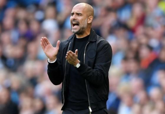 HLV Pep Guardiola và Man.City tiếp tục đối mặt với diễn biến khó khăn ở châu Âu. Ảnh: Getty Images