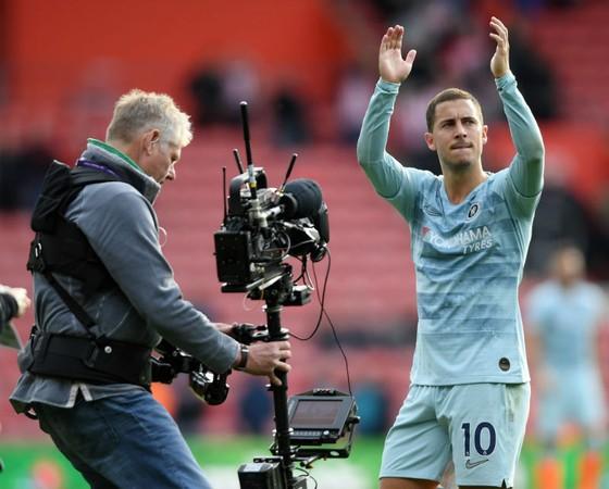 """Eden Hazard nói về """"giấc mơ Real"""" gần như trong mỗi tháng. Ảnh: Getty Images"""