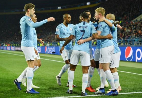 Man.City tiếp tục lan tỏa sức mạnh sang mặt trận châu Âu. Ảnh: Getty Images