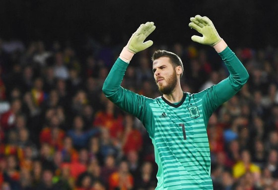 Tình cảnh thất vọng ở đội tuyển sẽ tác động đến quyết định rời Man.United của David De Gea? Ảnh: Getty Images