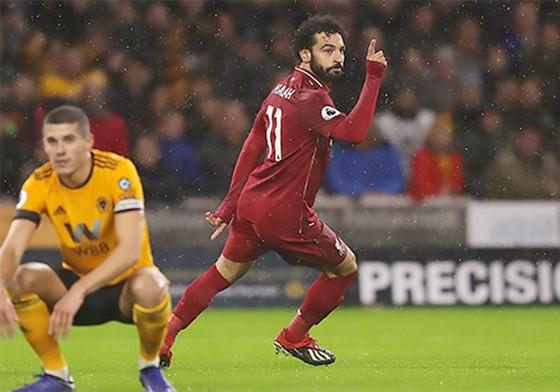 Klopp cảnh báo đối thủ về Salah ảnh 1